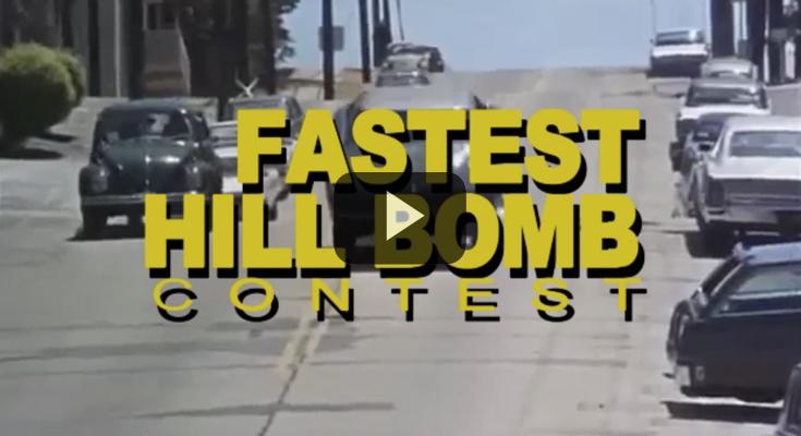 FASTEST HILL BOMB