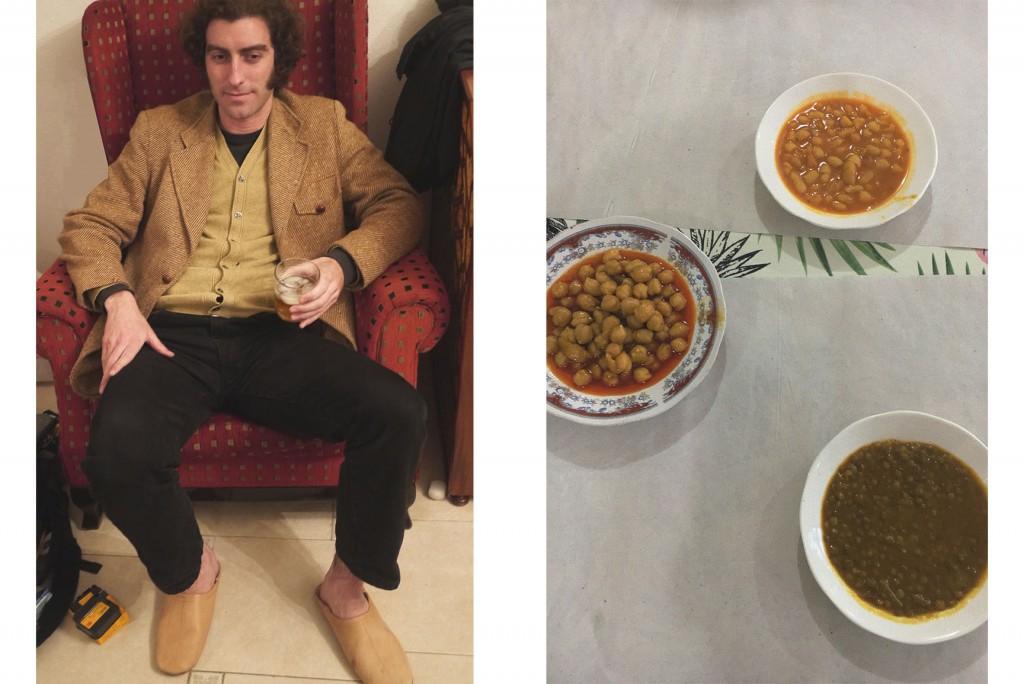 porter beans