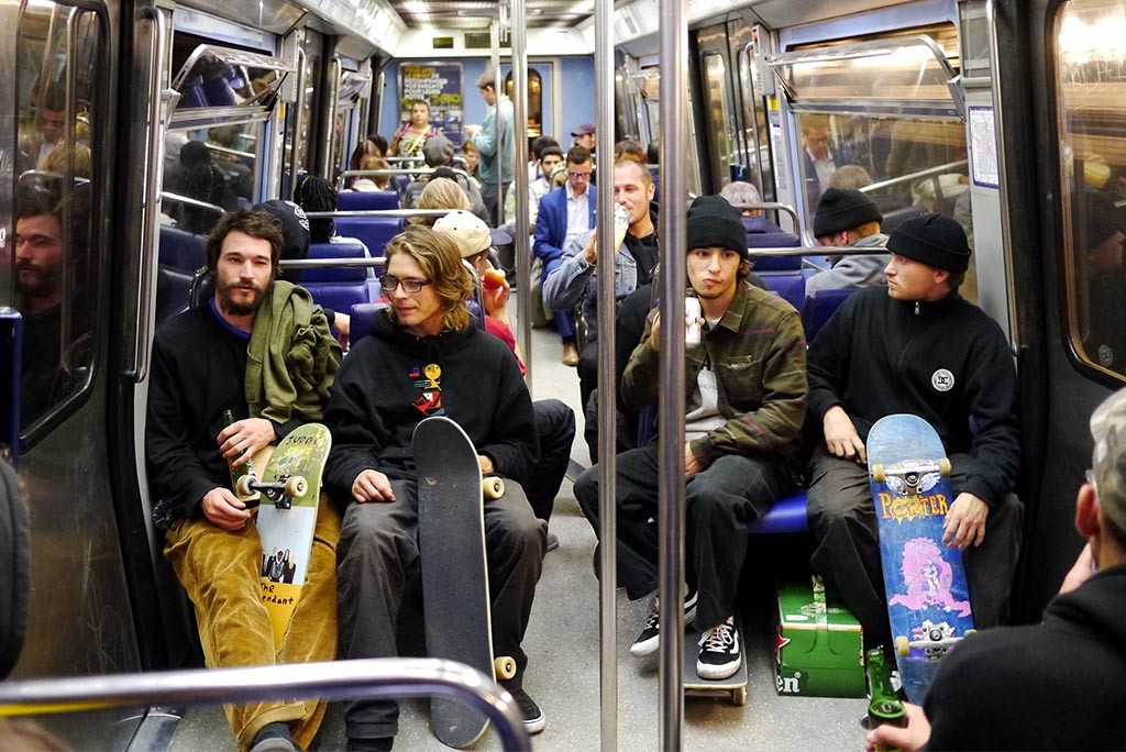 paris metro snack skateboards
